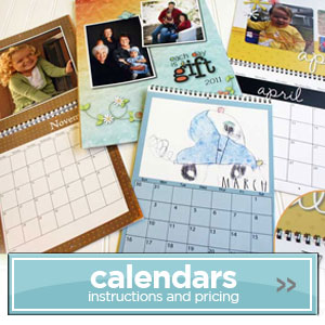 Create Personalized Custom Calendars.