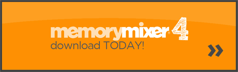 download your copy of MemoryMixer Digital Scrapbooking Software now