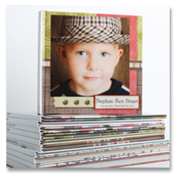 personalized throws, photo books, board books & more