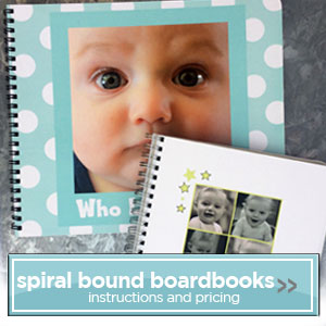 Custom Board Books