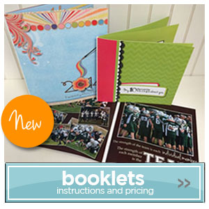 Create Booklets for Every Occassion