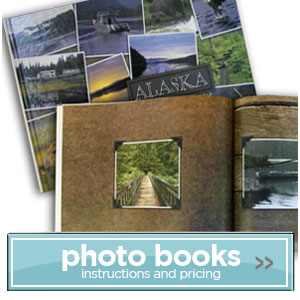 Premium Custom Photo Books.