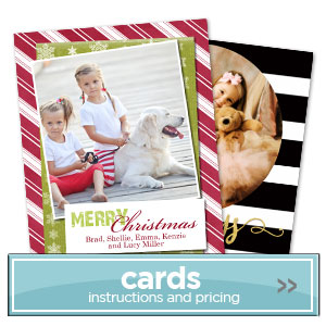 Christmas Cards, Invitations, Anouncements